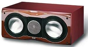 Elac CC 121 - Altavoces (44 - 25000 Hz, Cereza, Altavoces de cine en casa, 435 x 285 x 175 mm, FS 127, BS 123)
