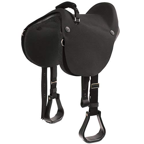 Mustang Soft Ride Saddle 16In/17In