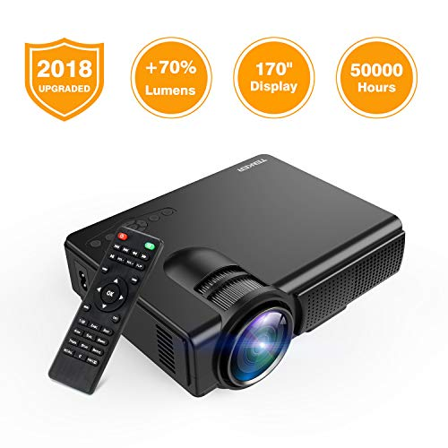 5 best cheap projectors under 100 2018 update