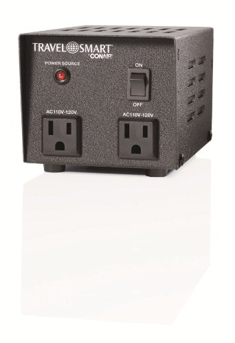 Built In Transformer Isolation (Travel Smart by Conair 500-Watt Step-Down Transformer)