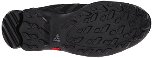 Adidas Outdoor Mannen Cw Ax2 Beta Wandelschoen Zwart / Vista Grijs / Macht Rood