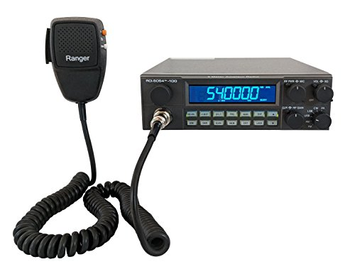 - Ranger Communications RCI-5054DX-100 AM/FM/USB/LSB/CW 100 Watt, 6 Meter Band, Mobile Amateur Transceiver