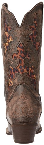 Women's Western Black tan Laredo Aphfrika Boot v7qCx7Pw