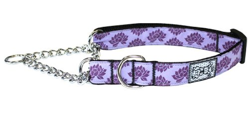 RC Pet Products 3/4-Inch Training Martingale Collar, Small, 7-9-Inch, Nirvana, My Pet Supplies