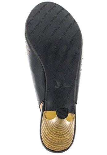 Machado material negro mujer para de sintético Zapatos vestir de Andres negro XzSwxTq7dX