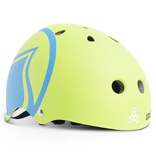 Liquid Force 2017 Hero (Green/Blue) Wakeboard Helmet