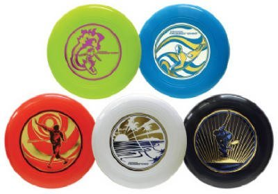 Wham-O Frisbee Flying Disc 83 Gram Assorted Colors by Wham-O