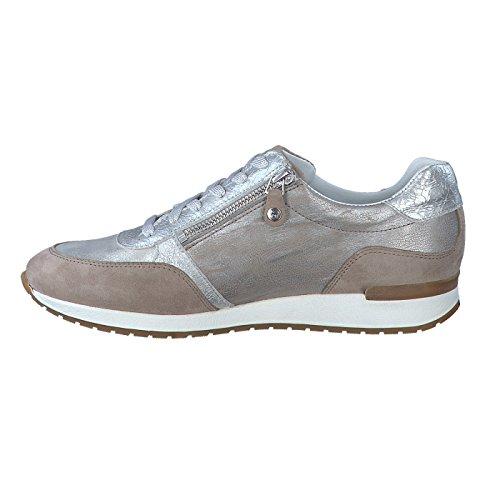 Mephisto Mujer Zapatos Para De Gris Cordones FSFIrxq