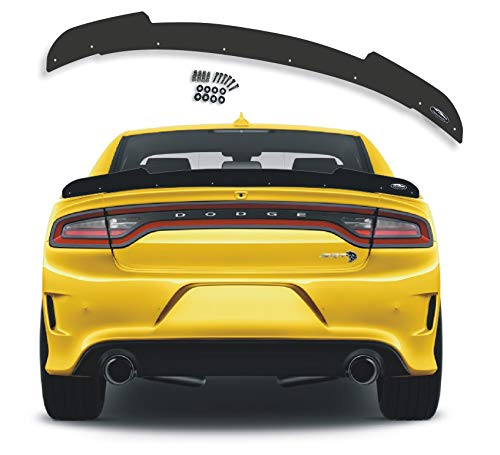 Rear Spoiler Mounting Hardware - PSDesigns - Venom Series Charger 1 Piece Wickerbill Spoiler 2015-2019 SRT Hellcat Scat Pack with RivNut Tool