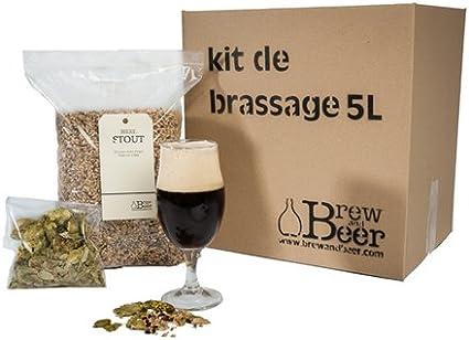 Kit de Conexiones cerveza Stout