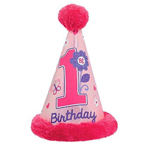 Flowe (Birthday Girl Cone Hat)