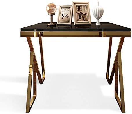 Marvelous Amazon Com Zhirong Living Room Metal End Table Square Sofa Ncnpc Chair Design For Home Ncnpcorg