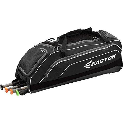 - Easton E700W Wheeled Bag, Black, 36 x 13 x 13-Inch