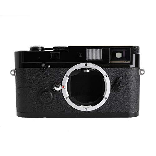 Leica MP 10302 35mm Rangefinder Camera with 0.72x Viewfinder (Black)