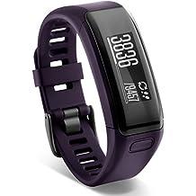 Garmin Vívosmart HR Activity Tracker Regular Fit, Imperial Purple