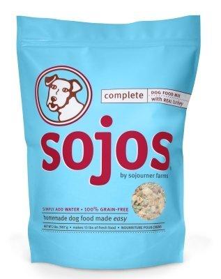 SOJOS - SOJOS COMPLETE TURKEY MIX 2LBS