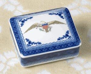 Mottahedeh Eagle Box