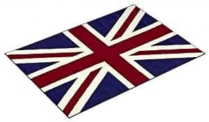 Reino Unido Inglaterra/Londres alfombra Bandera, tamaño: 80 x 120