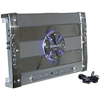 Brand-X XXL244X4HE 1576-Watt 4-Channel Mosfet Amplifier
