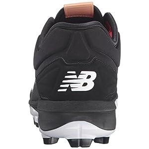 New Balance Men's 3000v3 Baseball TPU Cleat, Black/Black, 11.5 D US