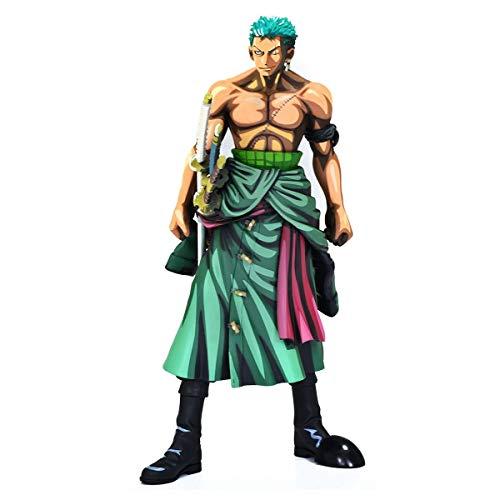 Action Figure Master Starpiece Roronoa Zoro Banpresto Multicores