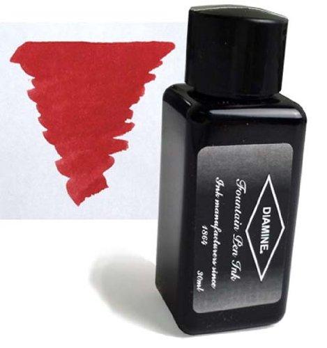 (Diamine Refills Red Dragon 30mL Bottled Ink - DM-3077)