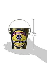 Edmond Fallot Dijon Mustard 15.8Oz Jar Inside Tin Pail