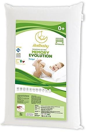 Italbaby módulo de evolución de almohada para cuna: Amazon ...