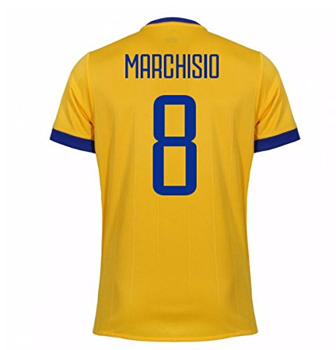 ふつう救援救援2017 – 2018 Juventus Away Shirt (Marchisio 8 ) – キッズ