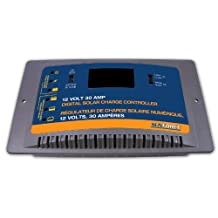 Sunforce 60032 30 Amp Digital Charge Controller