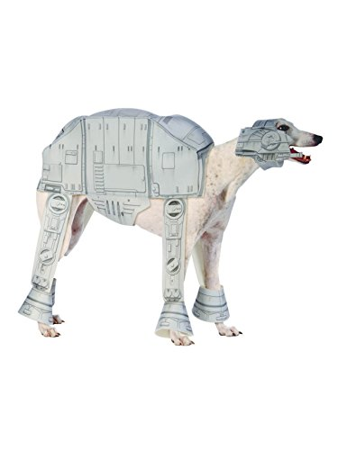 Star Wars Pet Costume, X-Large, at-at Imperial