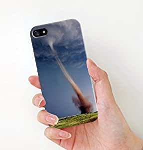 IPhone 5 Case, by DIY ARTICLE Tornados on the grassland phone Case for iphone5 with cool design( ECO-Friendly Packaging )