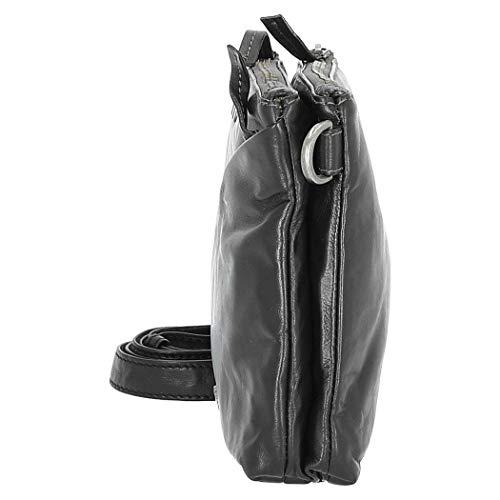 Noir Femme Noir Pour Fredsbruder 33 gris 156 Sac Bandoulière 02 q0Z6wB