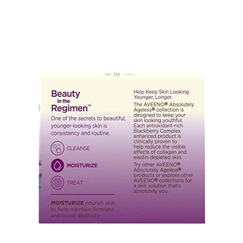 Aveeno Absolutely Ageless Restorative Night Cream Facial