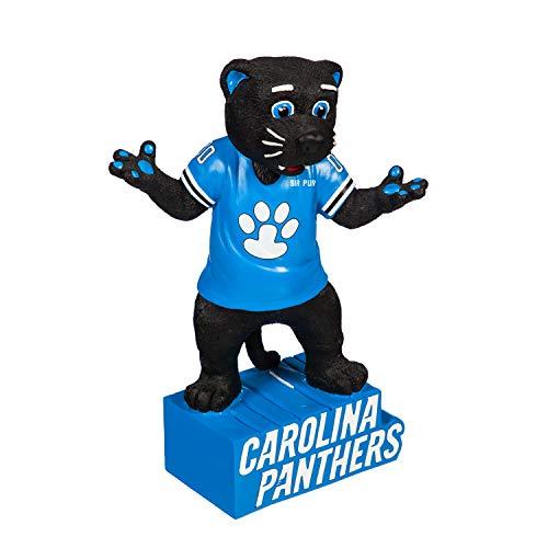 Carolina Panther Colors (Evergreen Enterprises NFL Carolina Panthers Mascot DesignGarden Statue, Team Colors, One)