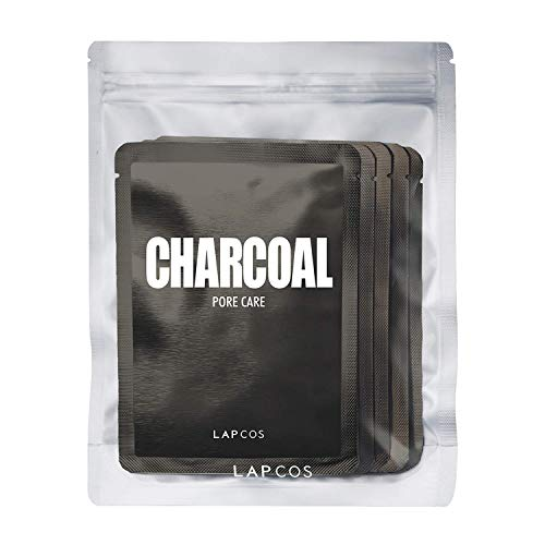 Lapcos Mask Charcoal piece pack