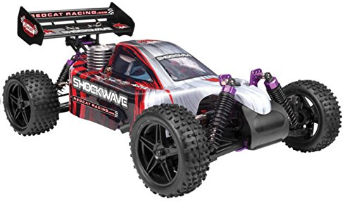 Redcat Racing Shockwave Nitro Gas Powered Engine Hobby Grade RC ...