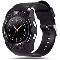 Relógio Smartwatch V8 Celular Inteligente Bluetooth Chip
