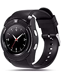 Relógio Smartwatch V8 Celular Inteligente Bluetooth Chip