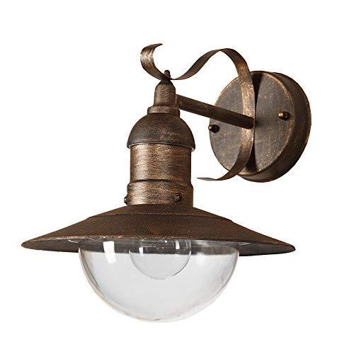 Außenleuchte Maelis Wandleuchte Außenwandleuchte Wandlampe Lampenwelt Landhaus