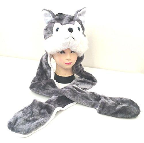 Costu (Old Lady Wolf Costume)