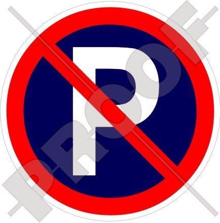 Parking Nascar Sign (NO PARKING Prohibited Garage Sign 7