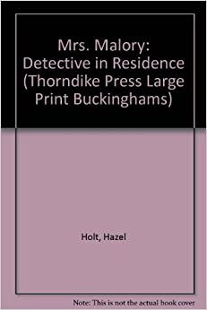 Book Mrs. Malory: Detective in Residence