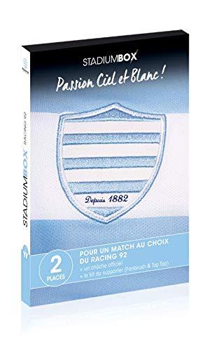StadiumBox Tick&Box - Coffret Cadeau Rugby Racing 92