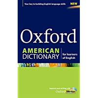 Oxford American Dictionary for learners of English: A dictionary for English language learners (ELLs) with CD-ROM that builds content-area and academic vocabulary