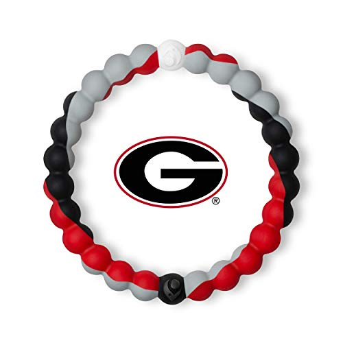 Georgia Bulldogs Bracelets - Lokai Game Day Collegiate Bracelet, University of Georgia, Small