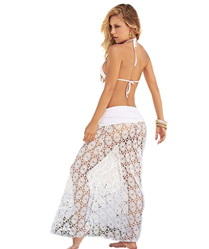 Mansy Womens Crochet Beach Bikini