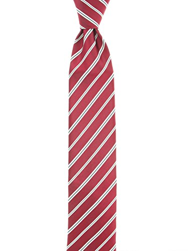 geoffrey-beene-mens-100-silk-neck-tie-holiday-simple-stripe-red