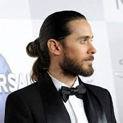 Amazoncom Clip On Instant Man Bun Brown Beauty