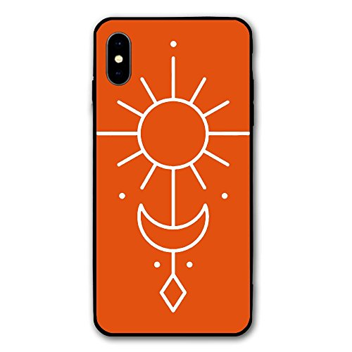 (Celestial Design Retro Print IPhone X Case,Case For Apple IPhone X 2017 Release 5.8 Inch)